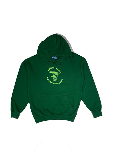 Studio A-OK Seeing Trails Mycology Society Hoodie
