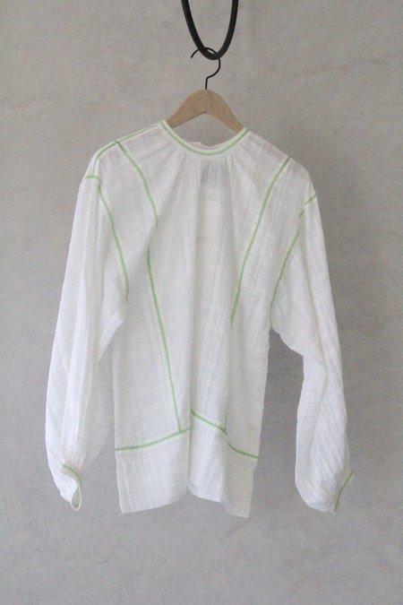 ALOJA shirt Avi Top - White
