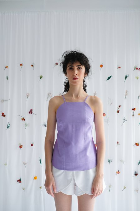 OhSevenDays Zero Waste Top - Orchid