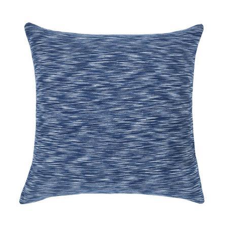 Archive New York Jaspe Basura Pillow 20x 20 - Indigo