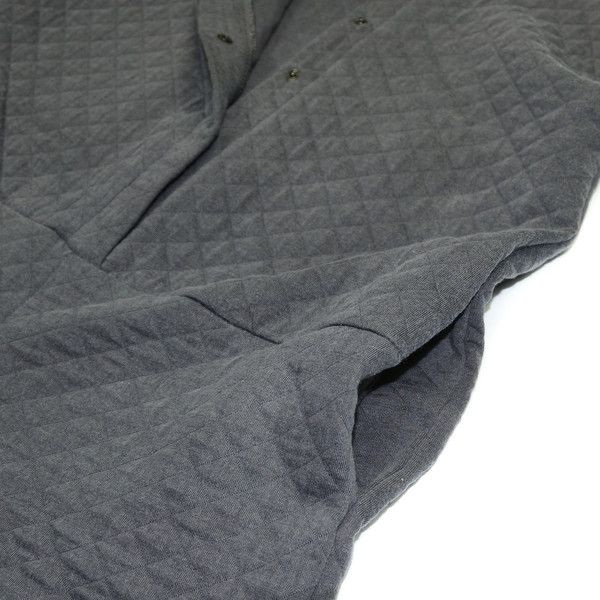 Margaux Lonnberg Dark Grey Quilted One Piece