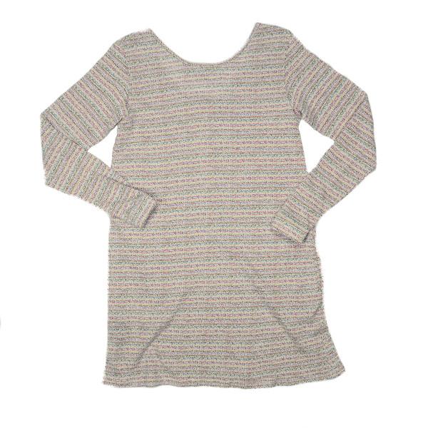 Margaux Lonnberg Knit Stripe Dress