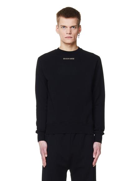 Golden Goose Black For Dream Use Sweatshirt