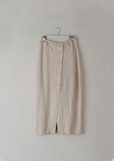 Vestige Story Noetic Skirt - Cream