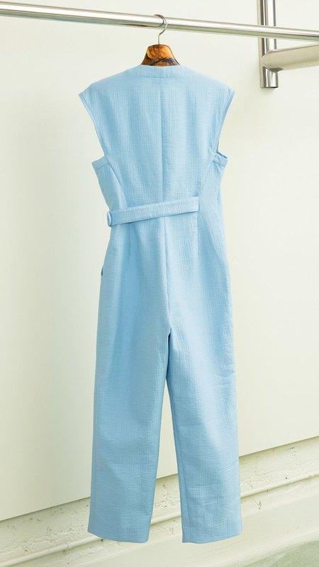 Rachel Comey Steadfast Jumpsuit - Sky Blue Foam