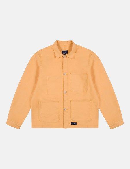 Bleu De Paname Veste De Comptoir Jacket - Mango Yellow