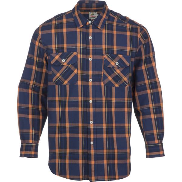 Pendleton Long Sleeve Beach Shack Twill Shirt