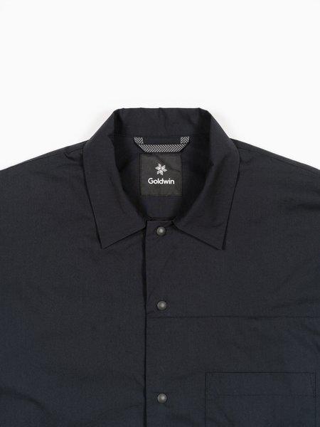 Goldwin Coach Jacket Shirt - Black