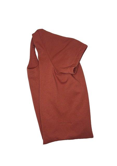 3standardstoppage bungeefeyfey Single T-Shirt - Orange Bag