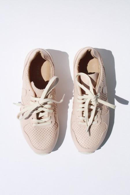 VEJA Low Top Pink Sneakers