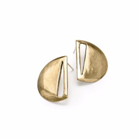 Rebekah J Designs Horizon Posts - Sterling Silver