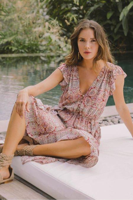 Caballero Kendall Dress - Kaleidoscope