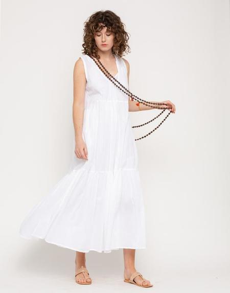 Matta NY Circe Dress - White