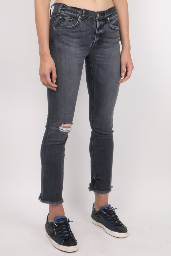 McGuire Denim Cropped Valetta