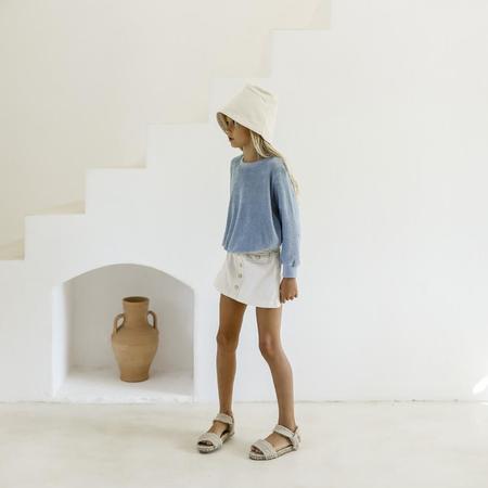 Yoli & Otis Pala Kid's Bucket Hat - Natural