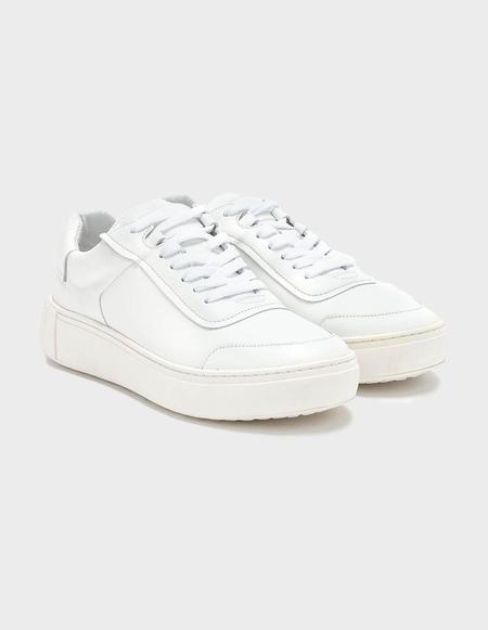 Primury Frank Leather - White