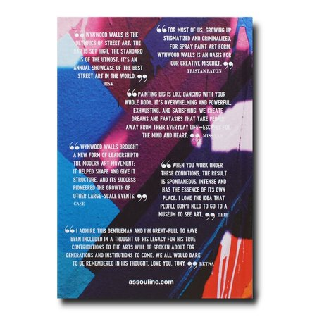 "Assouline ""Wynwood Walls of Change"" by Assouline book"