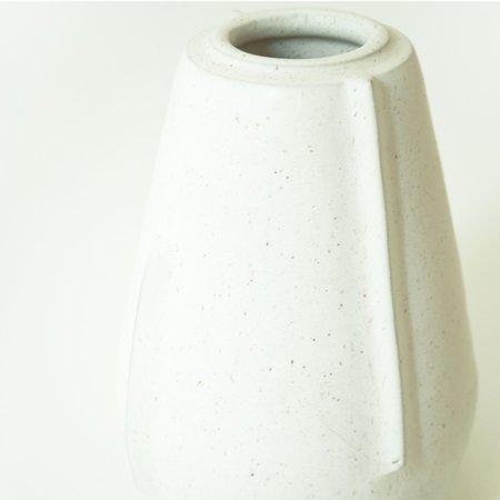 LGS Studio Teardrop Vase - Oatmeal