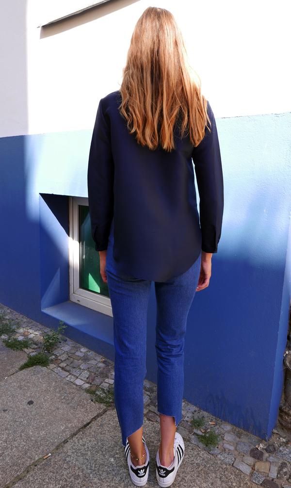 KIMEM Demi long sleeve Shirt