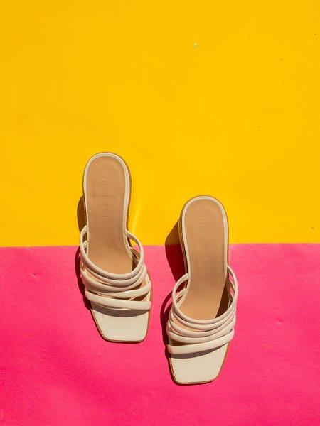Paloma Wool magdalene wedge - Off-White