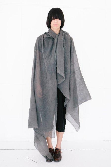 Scarf Shop fine organic cotton scarf - agave
