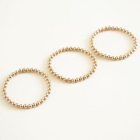 Karen Lazar Large Beaded Bracelets