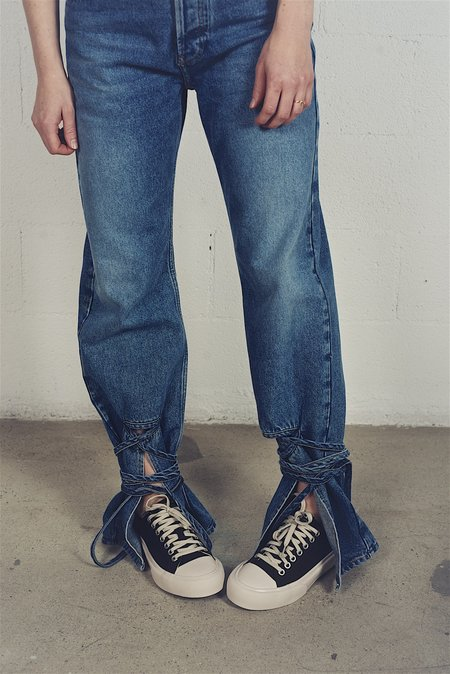 article nº 1007-09 Canvas Sneakers - Black
