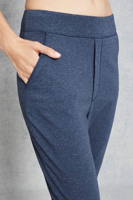 Tee Lab Trouser Jogger - Indigo Melange