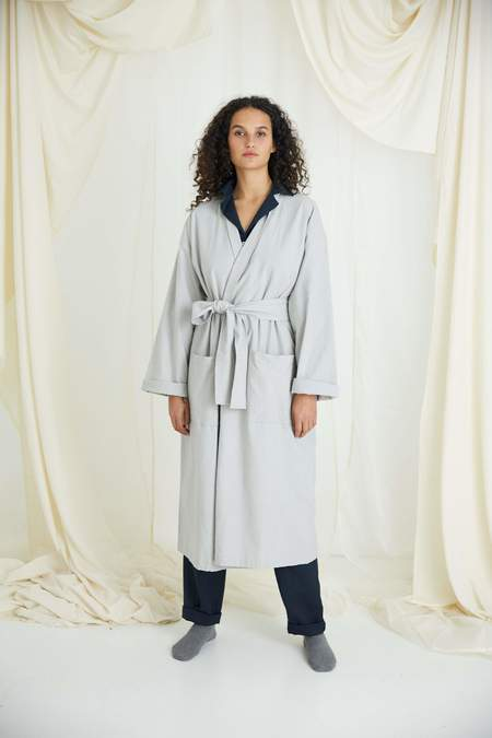 General Sleep Everyone Robe - Pebble