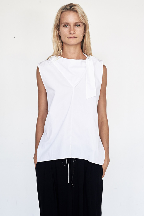 Fabiana Pigna Cotton Jill Blouse