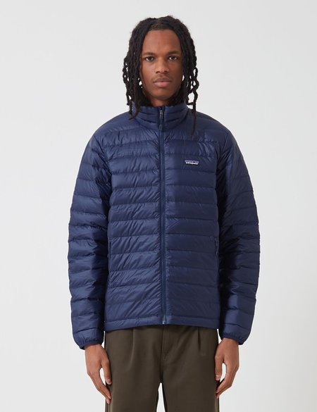 Patagonia Down Sweater Insulated Jacket - Classic Navy Blue