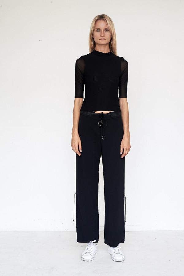 CF. Goldman Silk Straight Pull Pant
