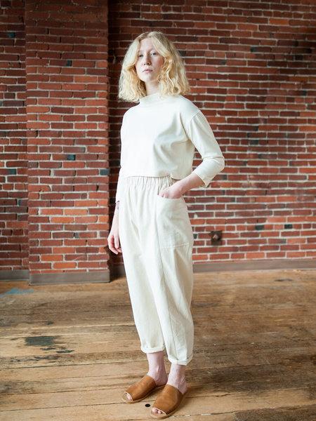 MARTY JEAN Uniform Pant in Cotton
