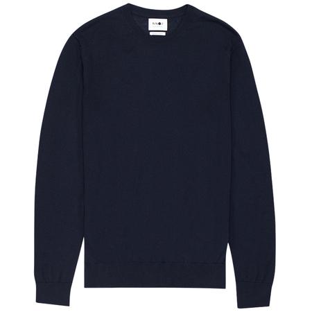 NN07 ted 6120 long sleeve - Navy Blue