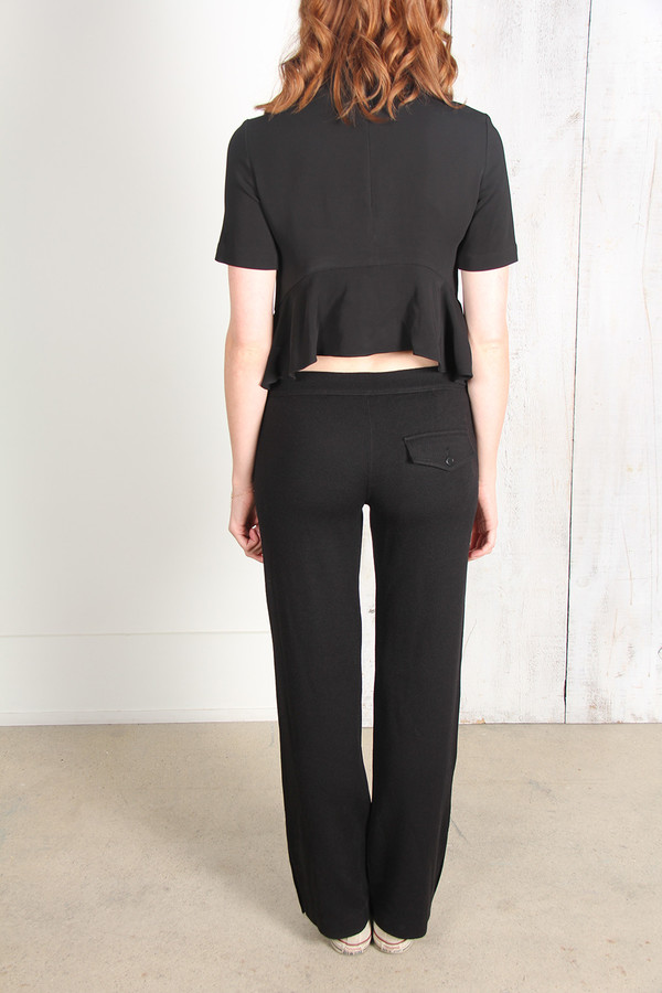 Helmut Lang PATCH POCKET PANT