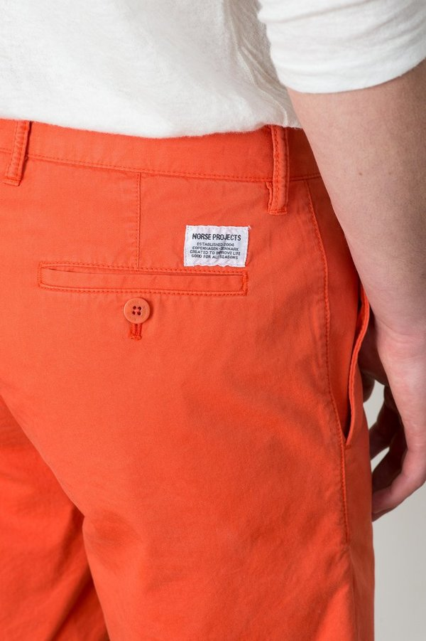 Men's Norse Projects - Aros Slim Light Twill Short