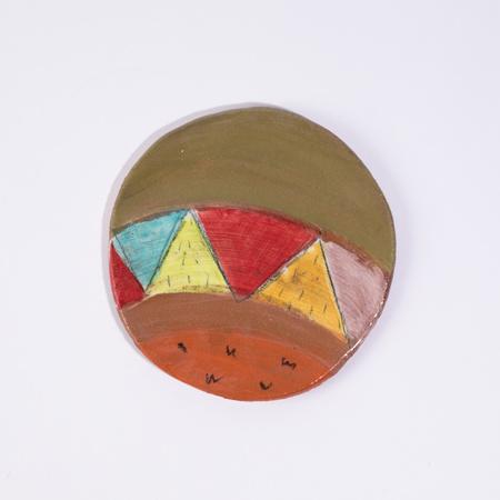 Shino Takeda Plate