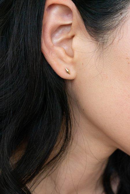 MAU Jewelry Onda Stud Earring