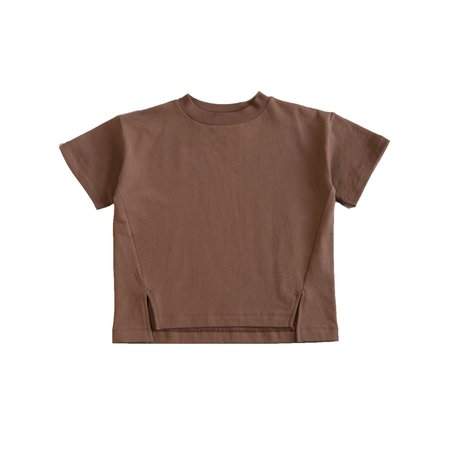 Kids Main Story Sweat T-Shirt - Earth