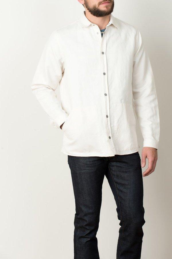 Men's Norse Projects - Jens Cotton Linen Broken Twill