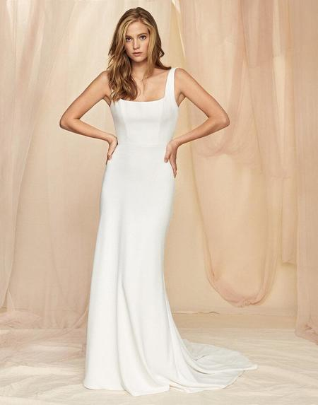 Savannah Miller STELLA DRESS - IVORY