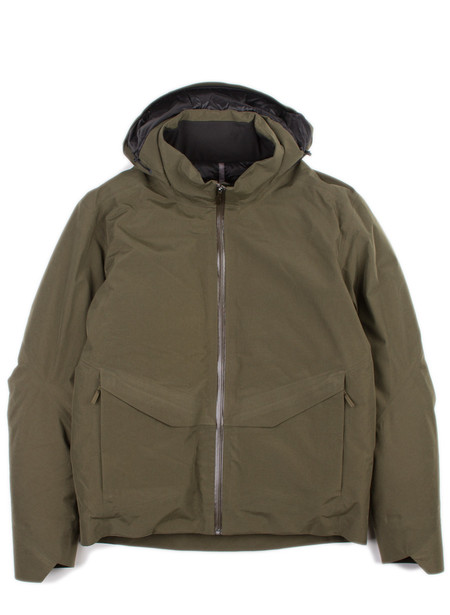 Men's Arc'teryx Veilance Node Down Jacket Moss