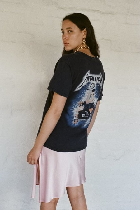 Vintage Metallica T-shirt - Washed Black