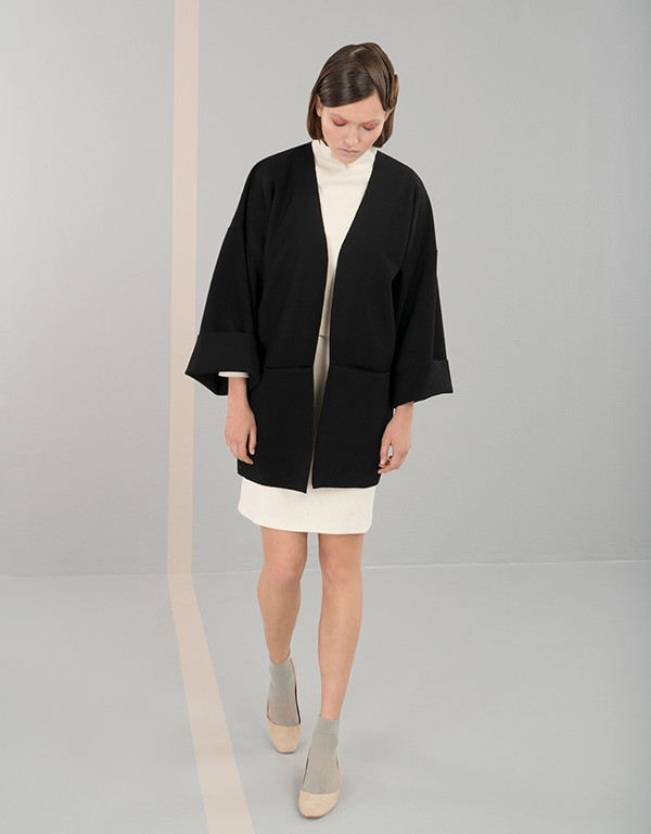Elise Ballegeer Kimono Coat