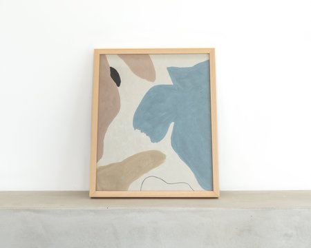 Megan Heddinger Original Abstract Painting No. 2