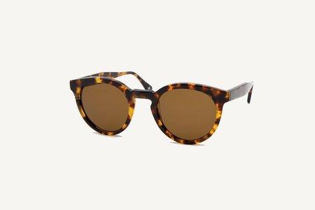 Dick Moby Genoa sunglasses - bottle green