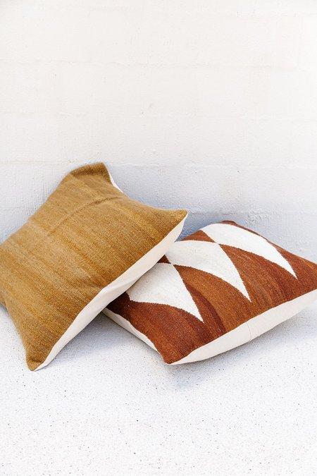 Pampa Puna Floor #1 Cushion - Camel