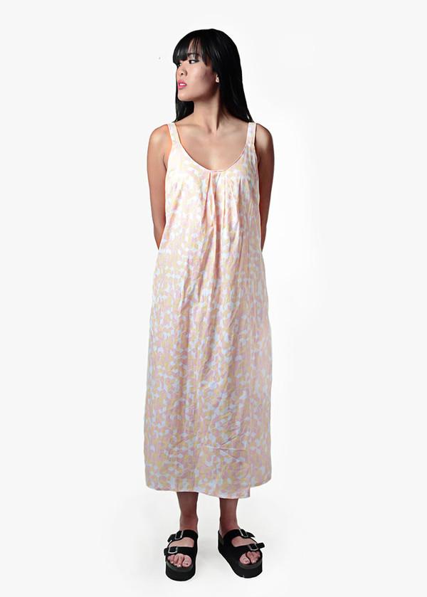 Kowtow - Printed Installation Dress