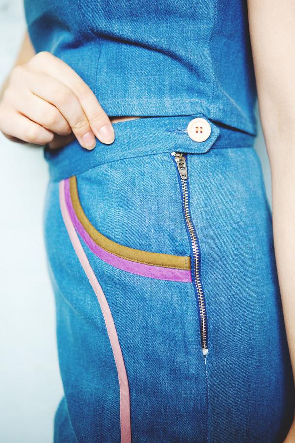 Samantha Pleet Spectrum Shorts
