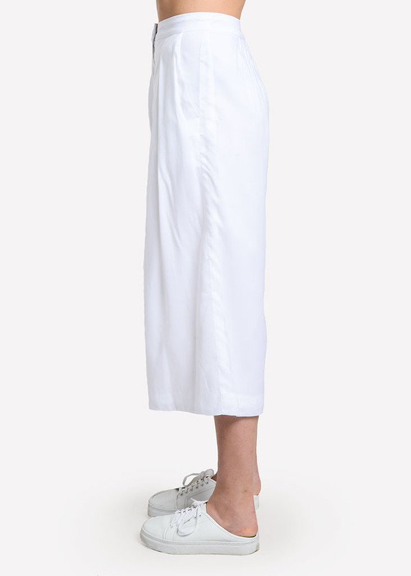Suzanne Rae - Wide Leg Cropped Pants